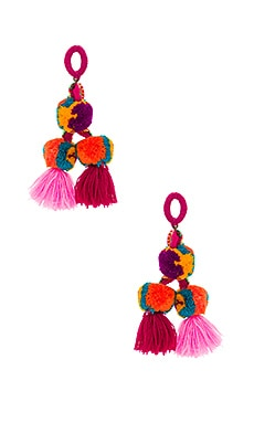 Killa Earrings Nannacay $48
