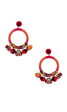 x REVOLVE Hera Earrings Nannacay $78
