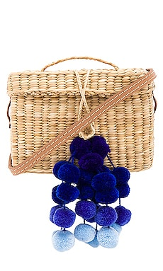 x REVOLVE Baby Roge with Pompoms Nannacay $207