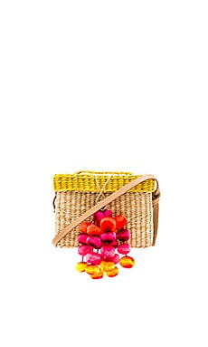 Roge Small Pompom Bag Nannacay $227