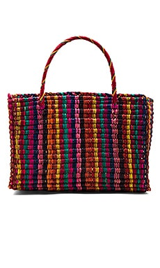 Maldives G Tote Bag in Multi