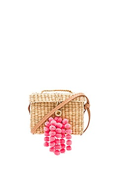 Roge Small Leather Strap Bag Nannacay $101