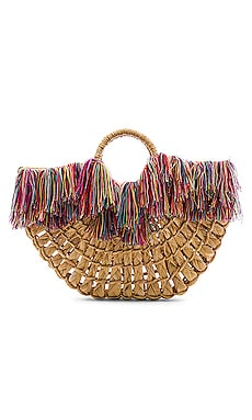 Maria Leque Large Bag Nannacay $127
