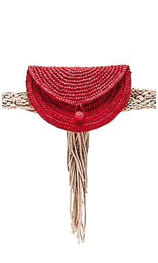Peike Pochete Macrame Belt Bag Nannacay $83