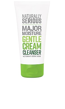 Major Moisture Gentle Cream Cleanser Naturally Serious $26