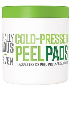 Get Even Cold-Pressed Peel Pads Naturally Serious $29 BEST SELLER