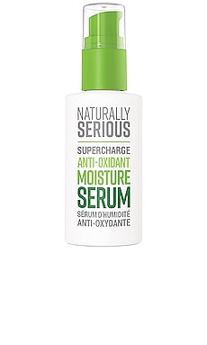 Supercharge Anti-Oxidant Moisture Serum Naturally Serious $56