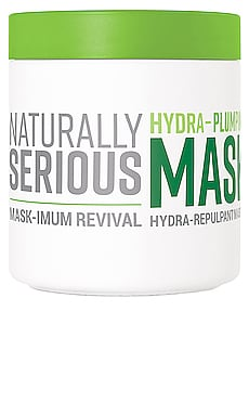 Mask-imum Revival Hydra-Plumping Mask Naturally Serious $42