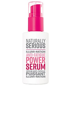 Illumi-Nation Anti-Fatigue Power Serum Naturally Serious $36
