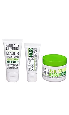 Skin Warrior Squad Naturally Serious $46