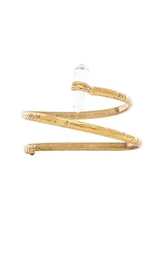Little Dreamer Armband in Brass