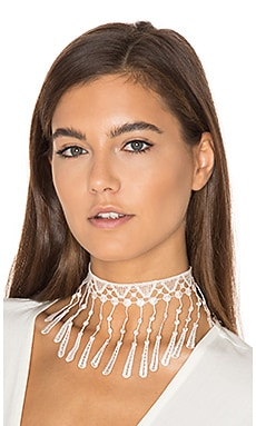 Irina Choker in Blush