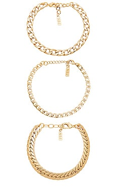 BRACELET TRE CATENA Natalie B Jewelry $81 BEST SELLER
