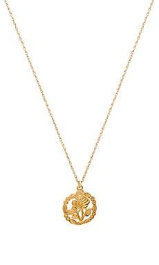 Фото - Ожерелье rose - Natalie B Jewelry цвет металлический золотой