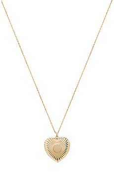 Фото - Ожерелье utopian - Natalie B Jewelry цвет металлический золотой