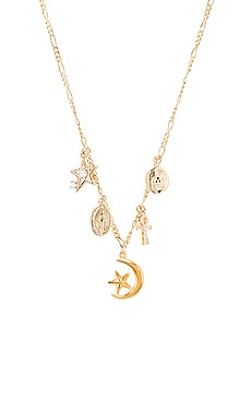 Discount Natalie B Jewelry Celestial Charm Necklace