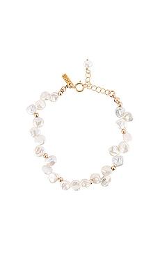 БРАСЛЕТ С ЖЕМЧУГОМ LE PERLA Natalie B Jewelry $62