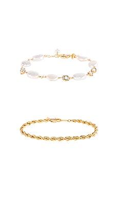 Dreaming Opal Duo Bracelets Natalie B Jewelry $75