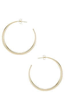 Behare Hoops Natalie B Jewelry $62