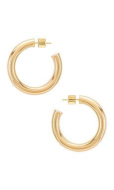 Adina Hoop Natalie B Jewelry $70 BEST SELLER