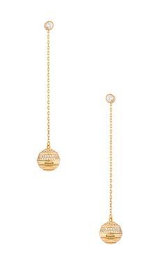PENDIENTES DE LÁGRIMA GATSBY Natalie B Jewelry $86 NOVEDADES