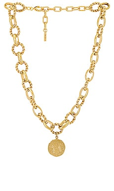 Zahara Pendant Necklace Natalie B Jewelry $124