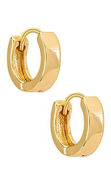 BOUCLES D'OREILLES ANNEAUX MARGA Natalie B Jewelry $31