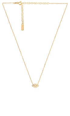 COLLIER PAVE EVIL EYE Natalie B Jewelry $66 BEST SELLER