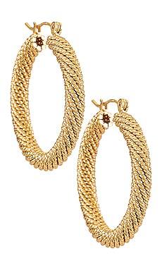 Tuli Hoop Earring Natalie B Jewelry $68