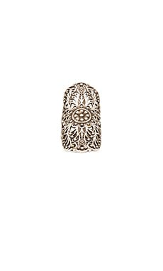 Get Laced Ring in Silver