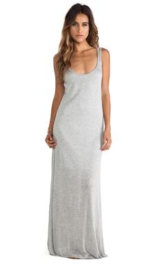 Nation LTD New Haven Dress in Heather Grey
