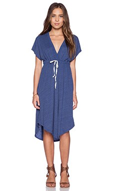 Nation LTD Margarita Dress in Nation Navy