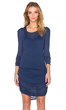 Nation LTD Amanda Dress in Dress Blue