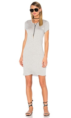 Bonnie Dress in Heather Grey