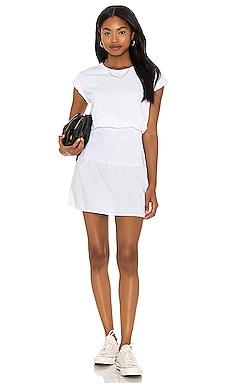 Kacy Combo Dress Nation LTD $198 NEW