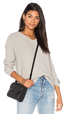 Park Slope V Neck Sweater