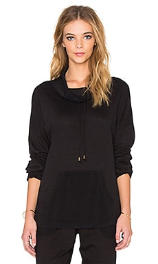 Nation LTD Lexi Sweatshirt in Black