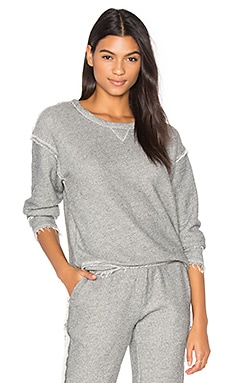 Renata Sweatshirt in Heather Grey
