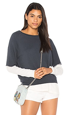 West Lake Layered Sweatshirt