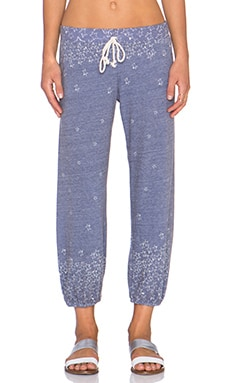 Nation LTD Medora Sweatpant in Falling Stars