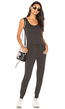 Palisades Luxe Sleeveless Jumpsuit