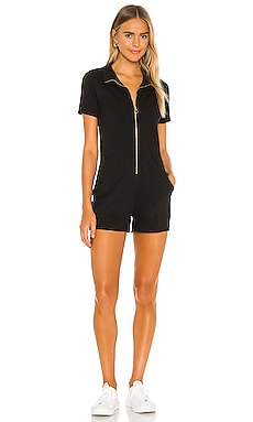 Lex Zipped Utility Romper Nation LTD $185 BEST SELLER