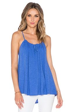 Nation LTD Joni Swing Top in Oasis Blue