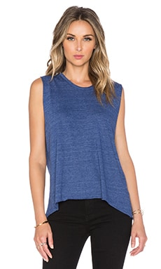 Nation LTD Crescent Heights Tank in Indigo