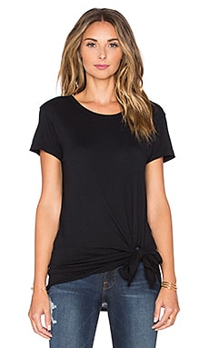 Nation LTD Nadja Tee in Black