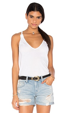 Nation LTD Carmen Tank in White