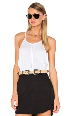 Nation LTD Kayla Tank in White