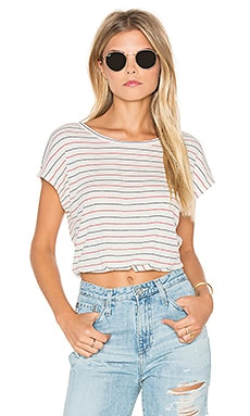 T-SHIRT TWISTÉ CROPPED KARLYN