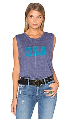 Nation LTD USA Tank in Navy