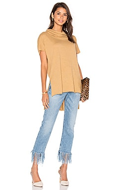 Roxanna Tunic in Camel